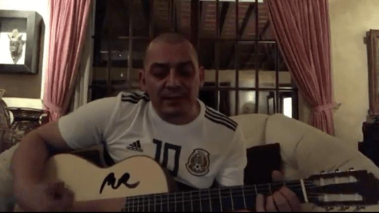 INCONDICIONAL | Hijo de Joan Sebastián compone canción para el Tri