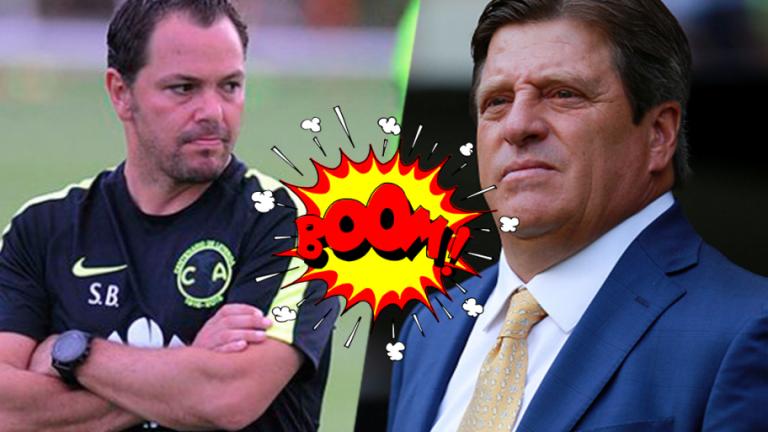 Herrera ya no se siente cómodo en América y esta es la razón de su enfado con Santiago Baños