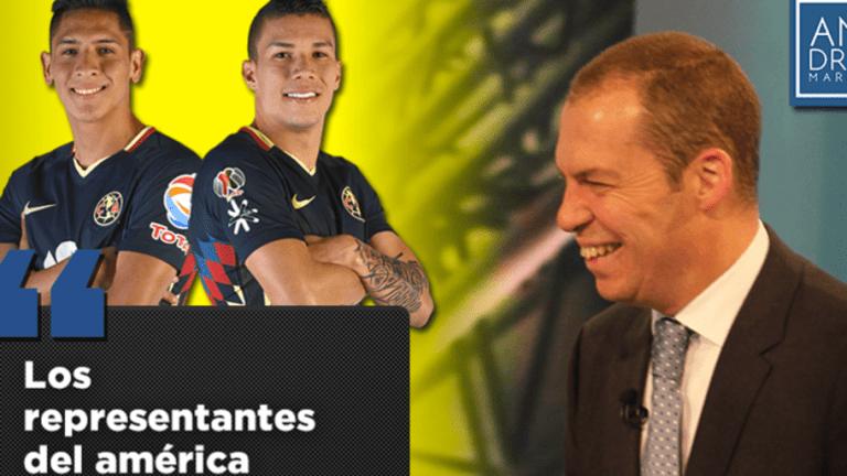 MANCHADO   André Marín trollea duro a Edson Álvarez y Mateus Uribe