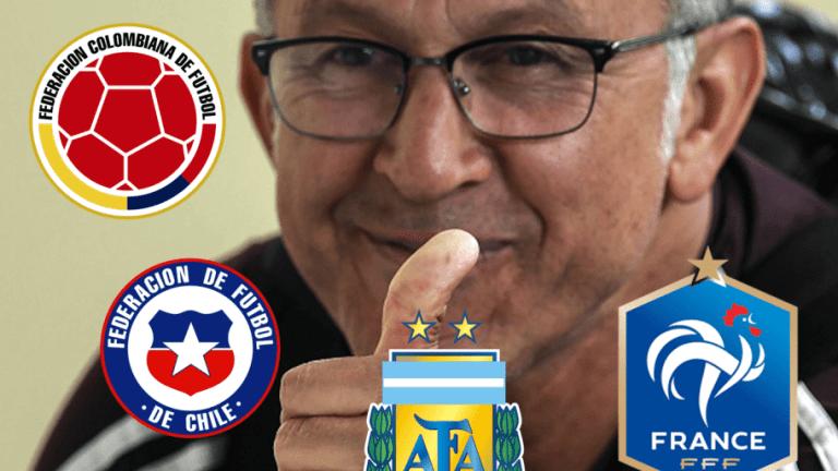 SE LO LLEVAN | La selección que quiere a Juan Carlos Osorio a como de lugar