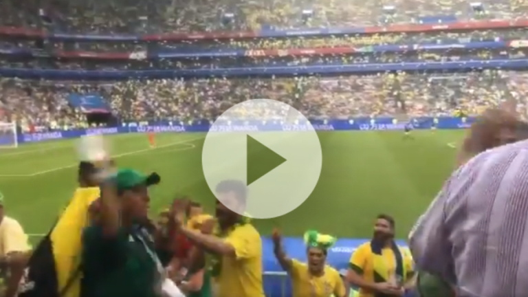 FIEBRE | La terrible guerra de cerveza entre aficionados mexicanos y brasileños