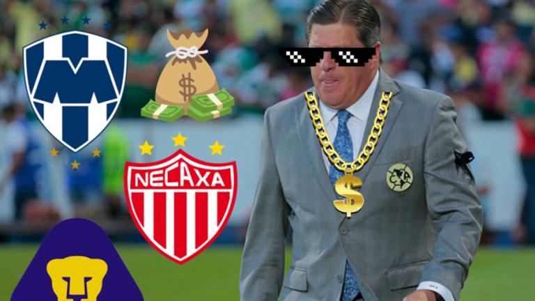 """El equipo que lanza la primer oferta para quitarle al """"Piojo"""" al América"""