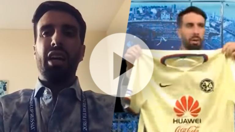GROTESCO | Otro argentino ataca al fútbol mexicano en vivo y las redes revientan