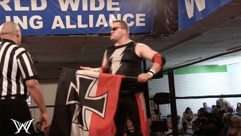 Wrestler Using 'Nazi Gimmick' Under Investigation By School District Where He Teaches