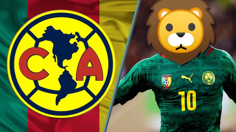 BOMBAZO   El Club América iría por un delantero camerunés
