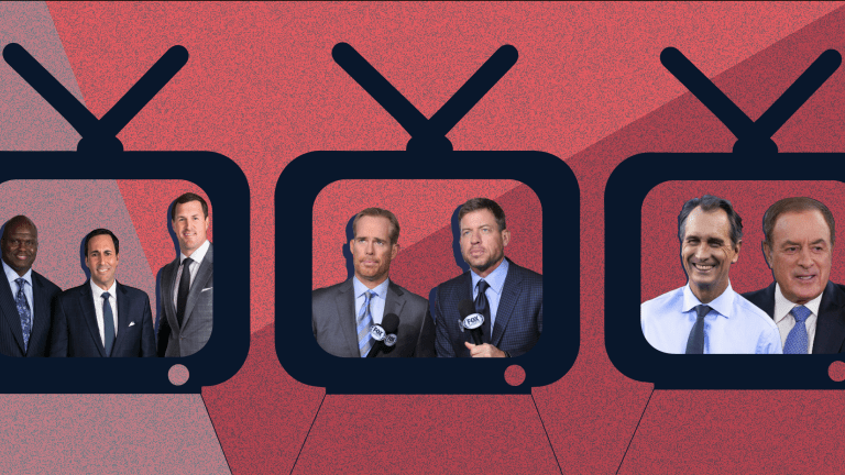Traina Thoughts: 2018 NFL Broadcast Team Power Rankings