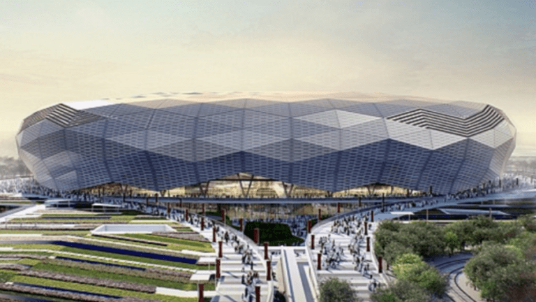 World's Biggest Football Stadium Set to Be Built 'For Free' in Iraq With Reported 135,000 Capacity
