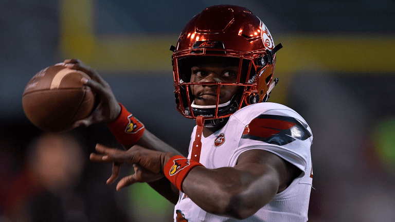 Lamar Jackson Is Trying to Game the Draft Process, But Is He Winning?