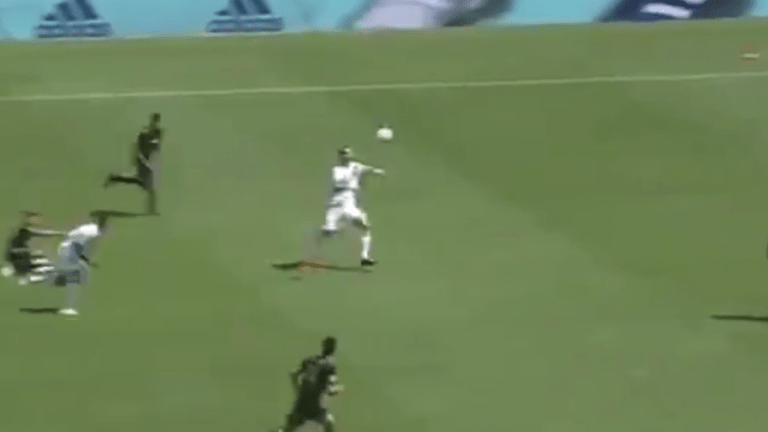 VIDEO: Zlatan Ibrahimovich Introduces Himself to MLS With Other-Worldly Volley Goal