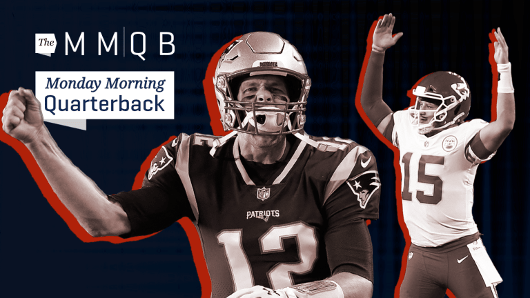 Tom Brady Shows Patrick Mahomes and the Rest of the World He's Still the Boss