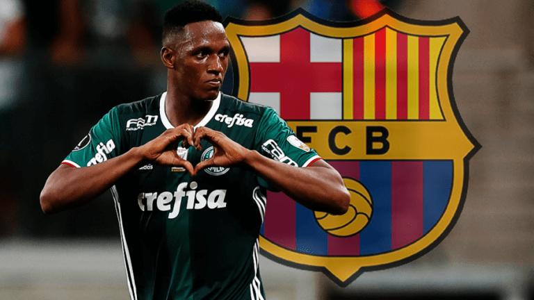 MERCADO | La razón por la que el traspaso de Yerry Mina al FC Barcelona se ha complicado