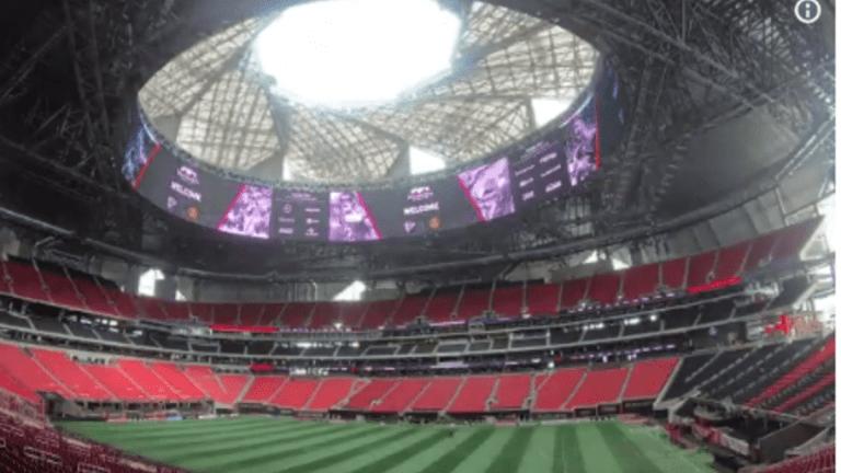 IMPRESIONANTE: Estadio de la MLS cuenta con el techo retráctil más novedoso del mundo