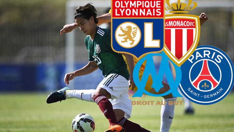 MERCADO | Los dos equipos de Francia que se pelean por Diego Lainez