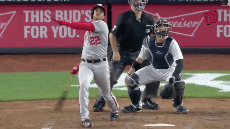 Watch: 19-Year-Old Juan Soto Makes History With Multi-HR Game