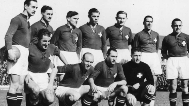 World Cup Countdown: 18 Weeks to Go - Karl Rappan's 'Libero' & the Global Icons Who Evolved the Role