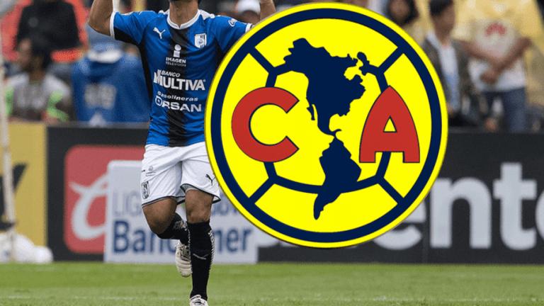 GALLO AZULCREMA | El América tiene en la mira a un jugador del Querétaro