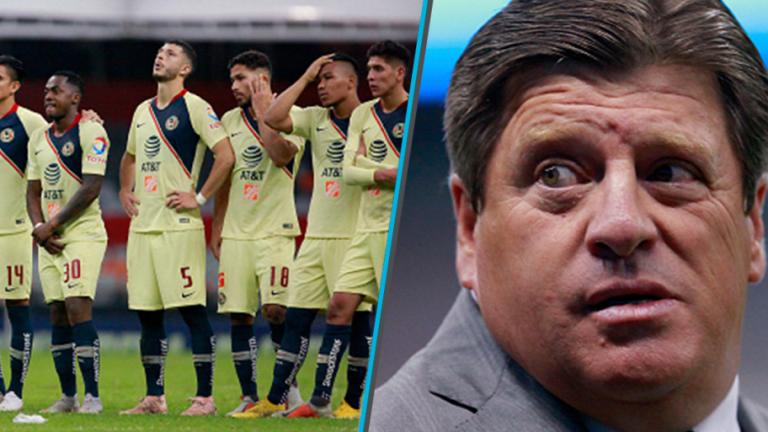 CULPABLE | El futbolista señalado por Miguel Herrera tras la debacle del América