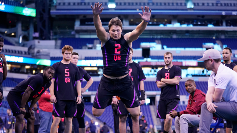 Why No QB Has Emerged Atop the Draft Pack