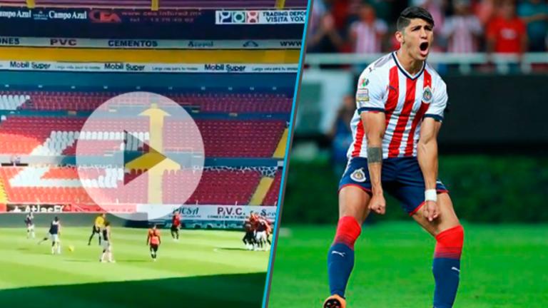 Chivas vence a Atlas en el Clásico Tapatío de pretemporada