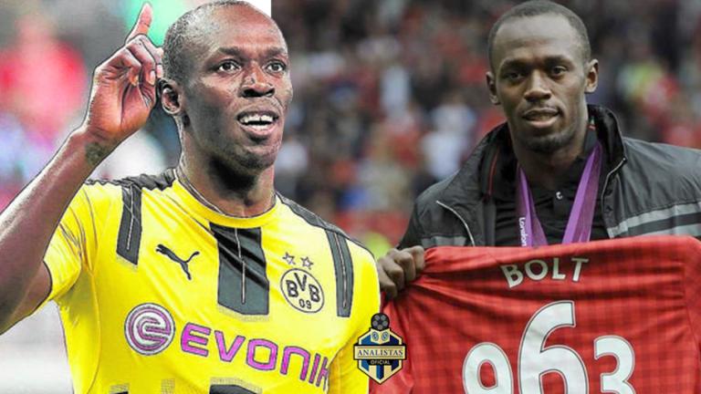 OFICIAL | Usain Bolt ya tiene equipo de fútbol