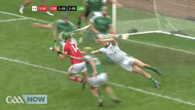 This Outrageous Hurling Save Was the Sports Highlight of the Weekend