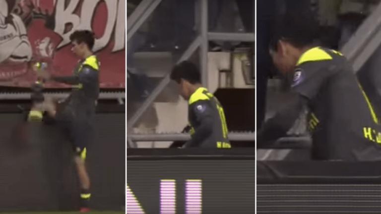 ÍDOLO | El fabuloso gesto de Hirving Lozano con un aficionado del PSV