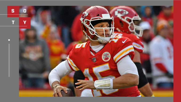 The Reason for the Rapid Rise of Patrick Mahomes in 2018
