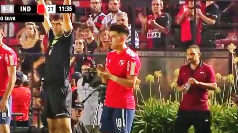 VIDEO | Todas las jugadas de Gaibor en su debut con Independiente