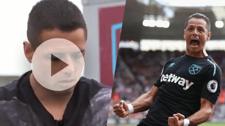 VOZ AUTORIZADA   El emotivo mensaje de Javier Hernández a Chivas tras ganar la CONCACHAMPIONS