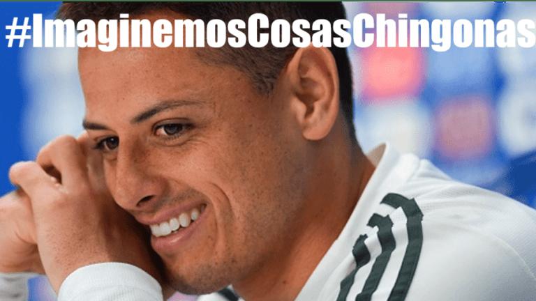 CHINGÓN | Javier Hernández manda contundente mensaje a toda la afición previo a octavos