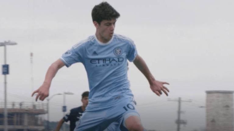 REPORTE: New York City firmará a hijo de exjugador de la selección de USA
