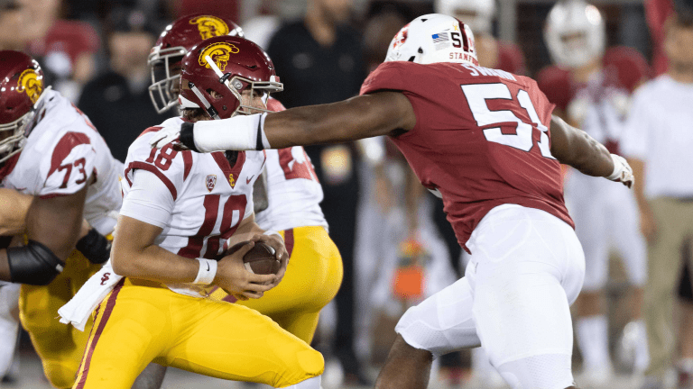 Stacking Up: Notre Dame Offense vs. Stanford