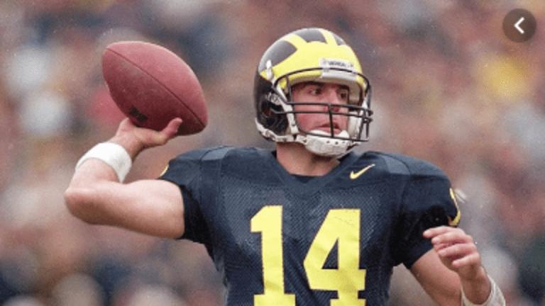 Listen: Brian Griese Talks 1995, '96 & '97 Michigan Wins Over OSU