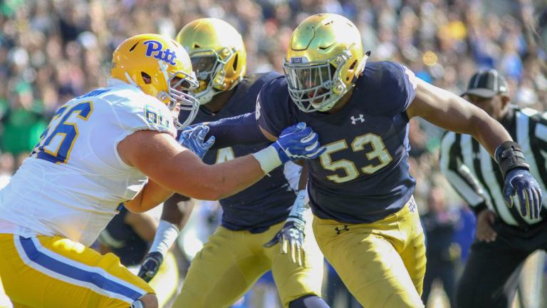 2019 Notre Dame Season Awards: Defense