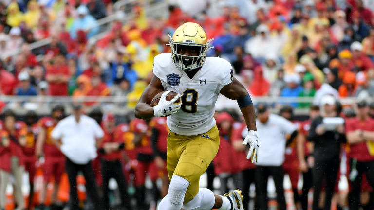 Game Observations: Notre Dame Offense vs. Iowa State