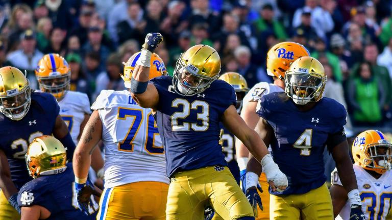 Notre Dame All-Decade Team: Defense