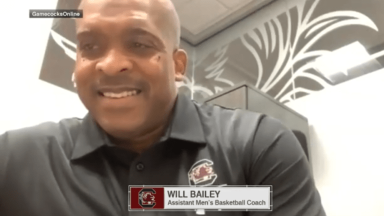 Will Bailey Is Settled And Ready To Get To Work For Gamecocks MBB