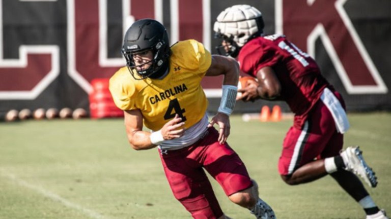 Gamecocks Gearing Up For Physical Third Scrimmage