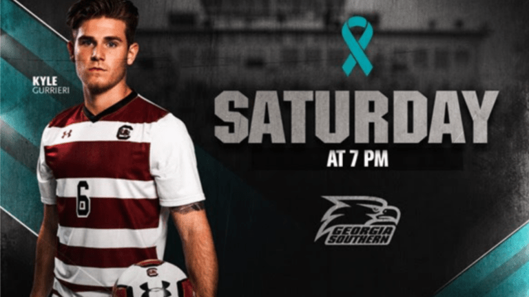 Gamecock Soccer Ready To Take On Georgia Southern