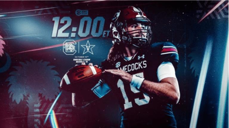Gamecocks vs. Vanderbilt Set For High Noon