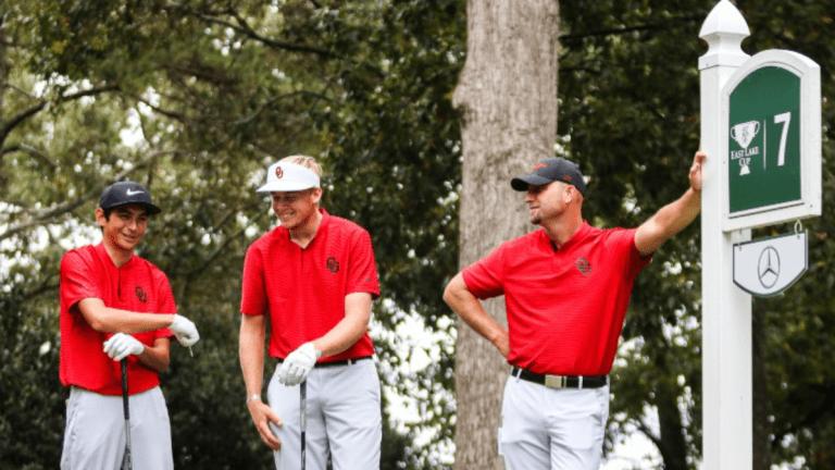 OU golf scraps but falls short of East Lake title