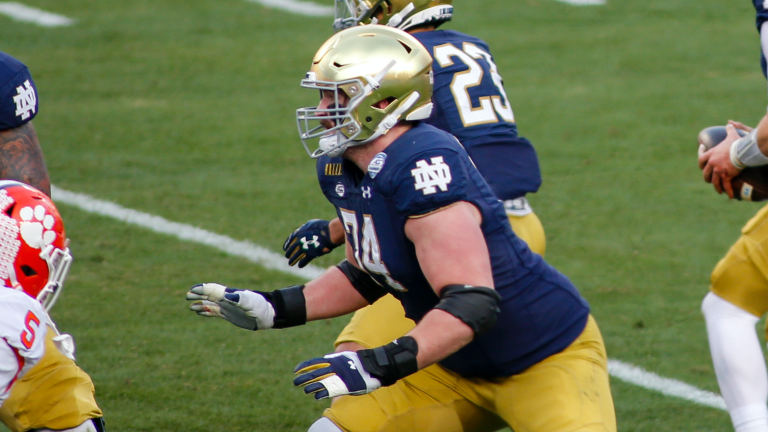 Notre Dame Dominates AP All-ACC Honors