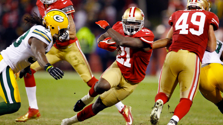 Consistent Frank Gore faces a long, long run to ever reach the Pro Football Hall of Fame