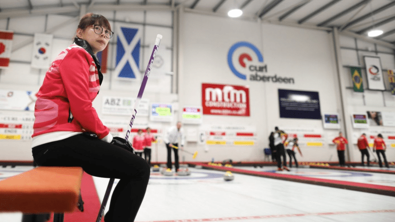 World Mixed Doubles to Aberdeen
