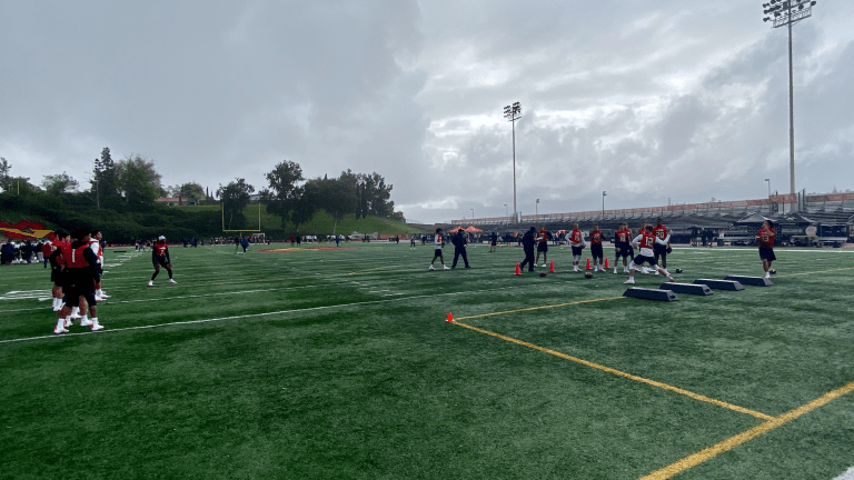 Under Armour All-America Camp LA: Top Performers