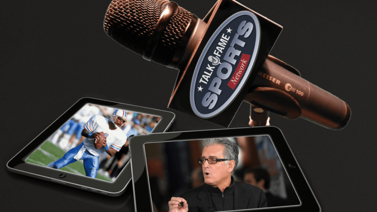 Warren Moon & Mike Pereira join the Talk of Fame Network