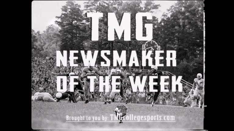 TMG NEWSMAKER: Gardner Minshew