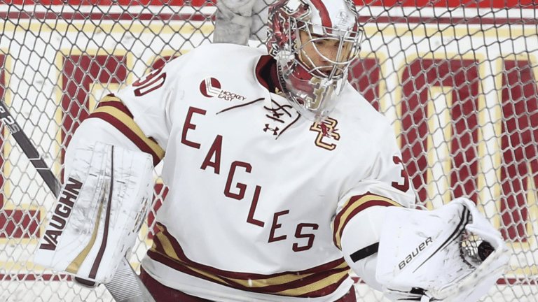 Spencer Knight Named One of Five Finalists for the Mike Richter Award