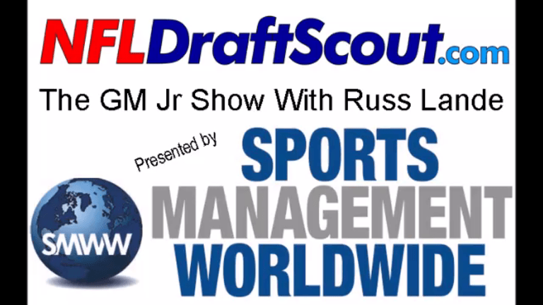 The GM Jr Show With Russ Lande, Episode 3: WR Preview