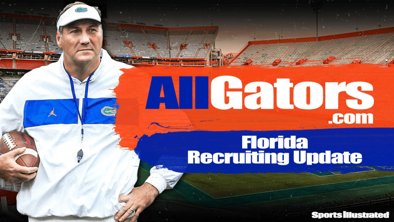 2022 Gators OL Target: 'The Program Is On the Up and Up'